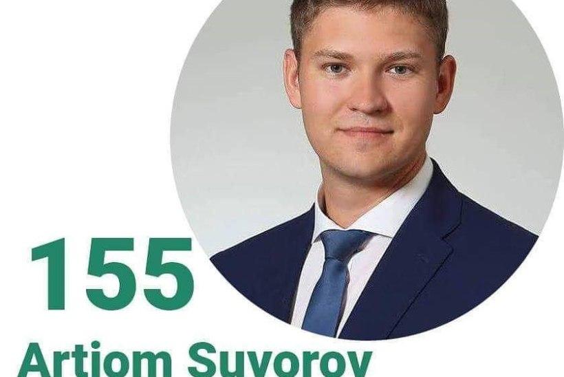 Prokuratuur saatis Tartu endise abilinnapea Suvorovi kohtusse