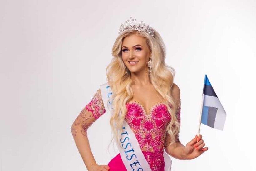 Kaunis ema Viktoria Borgmann on viimase aasta jooksul Eestile kuhjaga kuulsust toonud