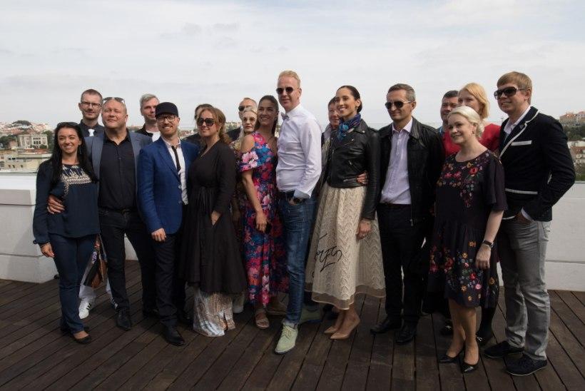 GALERII | Elina Nechayeva säras Lissabonis Eesti suursaadiku vastuvõtul