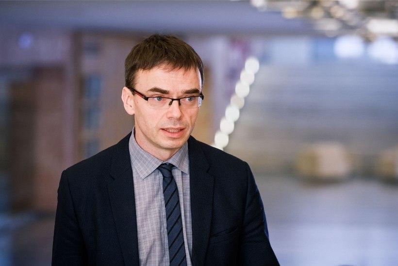 SVEN MIKSER: Eesti peaks Saudi Araabiaga suhteid tihendama