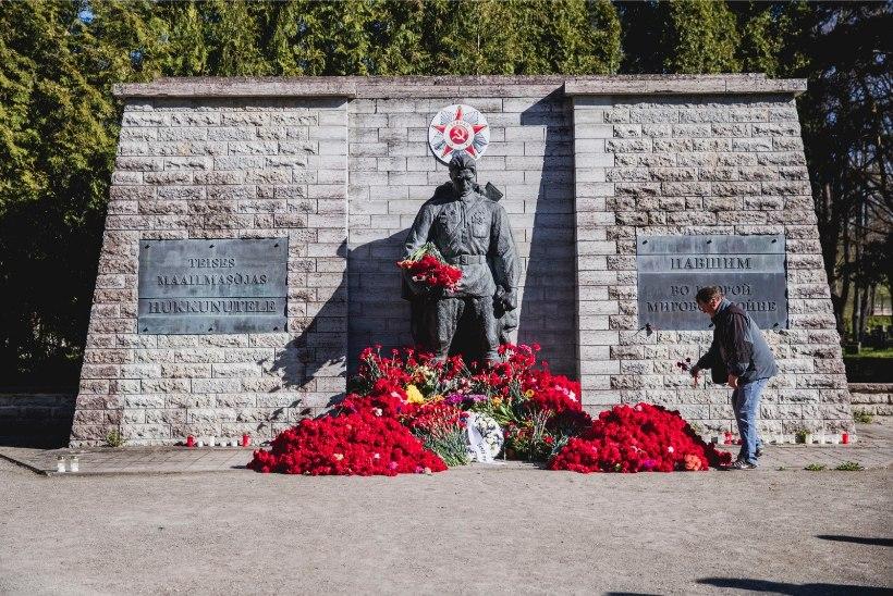 GALERII | Pronkssõduri juures tähistatakse 9. maid