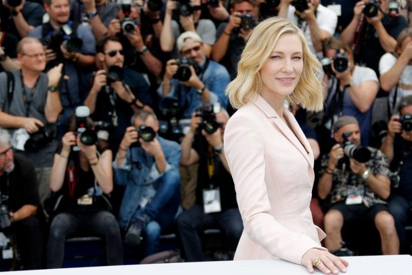 Cannes'i žürii juht Cate Blanchett kaitseb naisrežissööride nappust festivalil