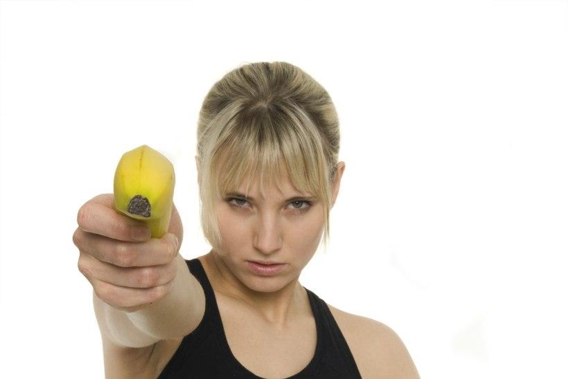 TEADLASED: pärast trenni söö banaani
