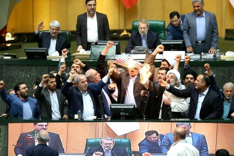 Trumpi ultimaatum Iraanile