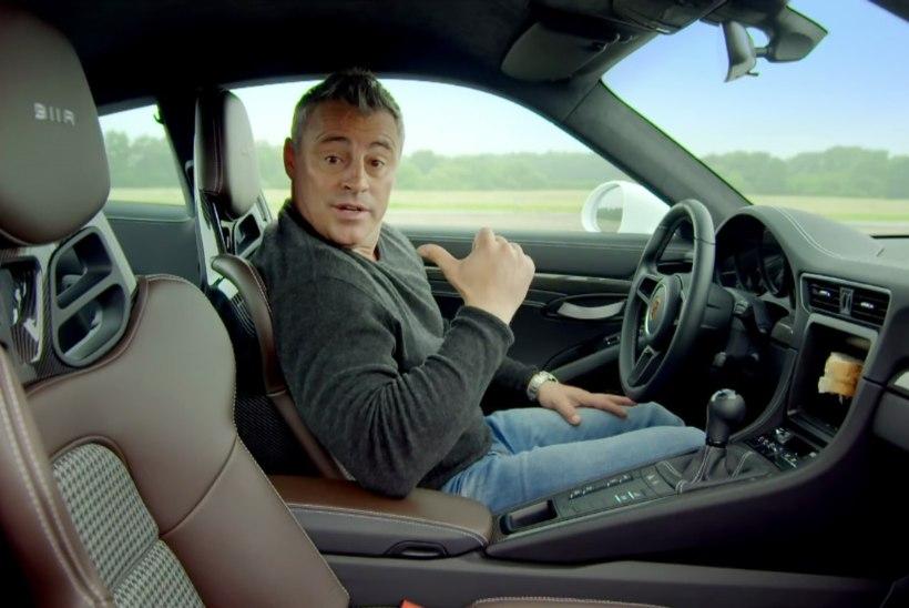 """Matt LeBlanc lahkub """"Top Geari"""" saatejuhi kohalt"""