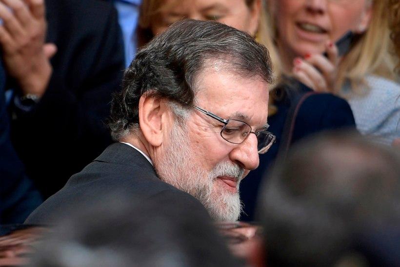 Hispaania peaminister oli sunnitud ametist lahkuma