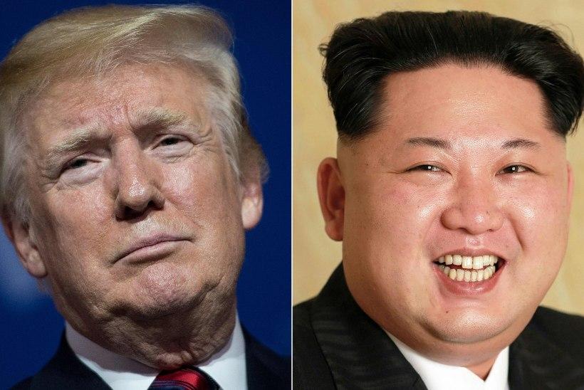 IKKAGI TOIMUB: Trump teatas, et kohtub siiski Kimiga