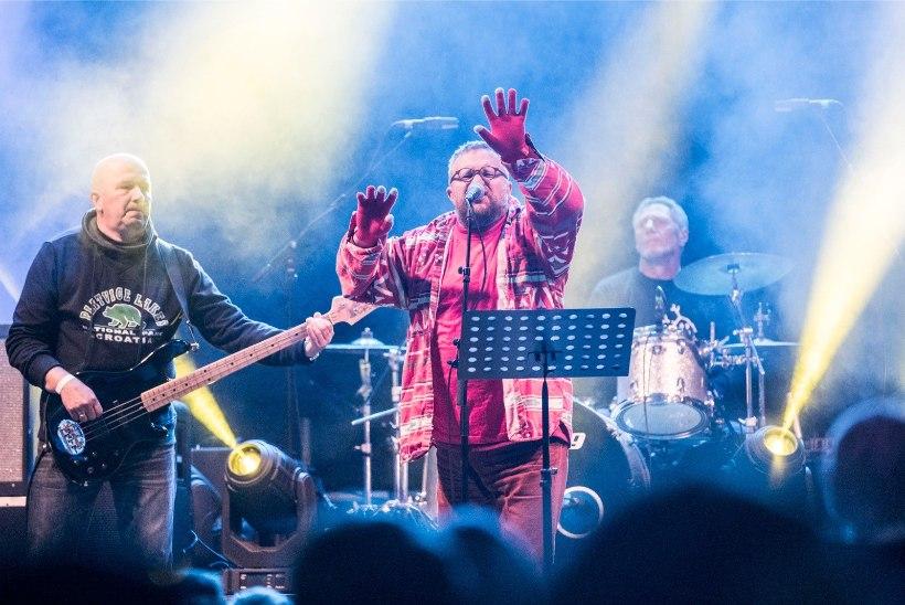 JUBA HOMME! Kohilas avab festivalisuve legendaarne Kaparock