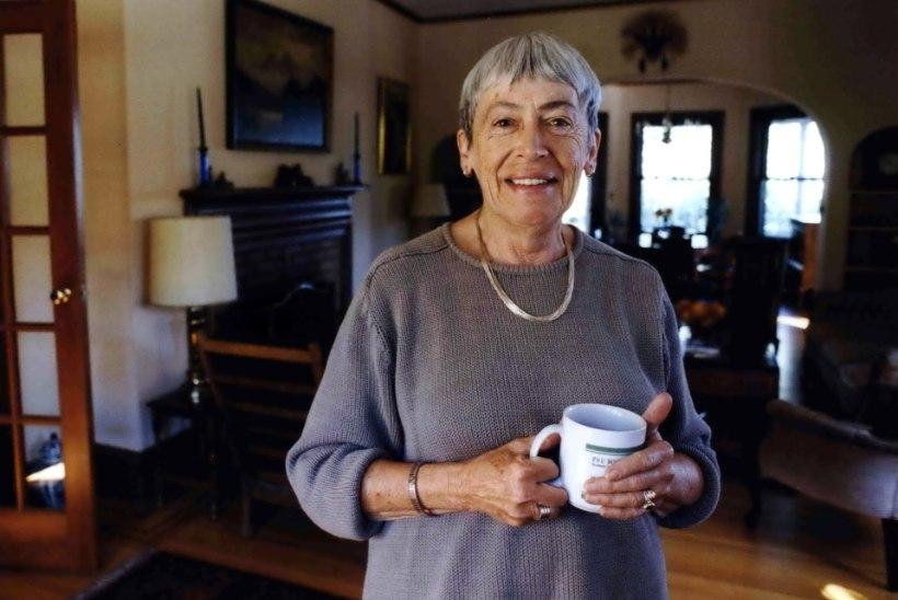 Le Guin: naisi oli raske fantaasiakirjandusse tuua
