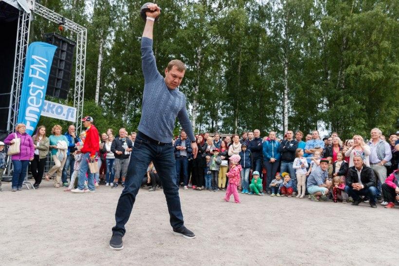 GALERII | Eestlaste jaanipeo Soomes lõpetas Patune Pool, kes ajas rahva täiesti pööraseks