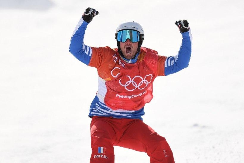 Tartusse tuleb lumelauakrossi kuningas, kes tõi Pyeongchangist Eestile pool kuldmedalit