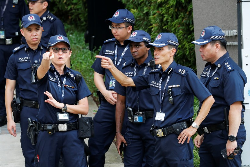 AJALOOLISE TIPPKOHTUMISE EEL: 23 000 politseinikku ja üllatustort