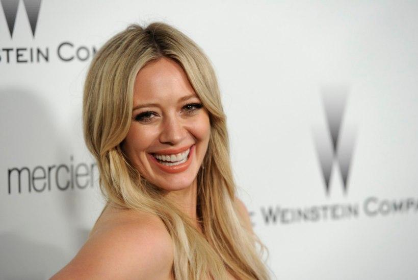 Hilary Duff saab uue kallimaga lapse