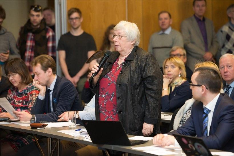SDE hääletab ajakirjandusvabadust piirava eelnõu vastu