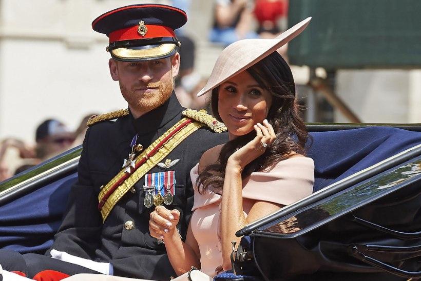 cc984574aad Vanemate ja venna jälgedes: prints Harry sõidab abikaasaga Austraaliasse ja  Uus-Meremaale