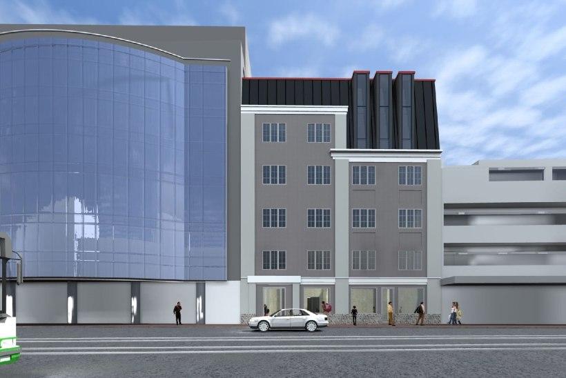 Tallinna kerkib Eesti esimene nutikas premium-klassi butiikhotell