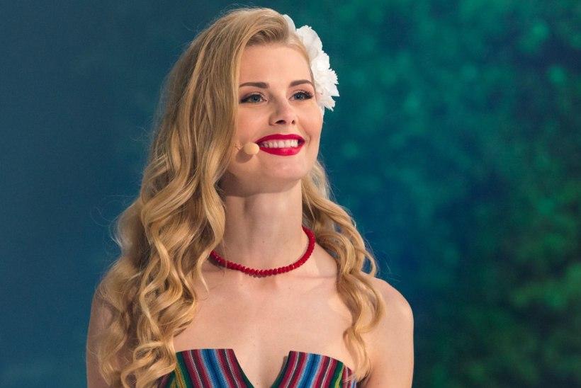 """""""Eesti mängu"""" uus assistent Britt Kõrsmaa: liigset tähelepanu ma ei karda, sest inimesed mind tänaval ära tundma ei hakka"""