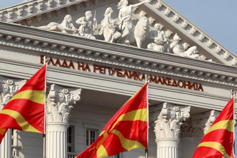 27 AASTAT NIMEVAIDLUST: kas Kreeka ja Makedoonia lepivad lõpuks ometi uues nimes kokku?