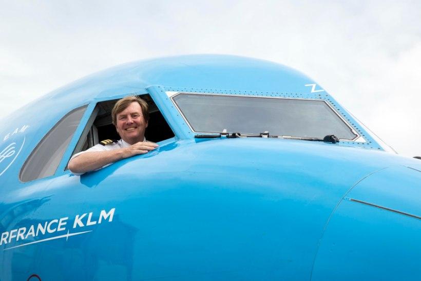 Kas teate, mis on täna Eestisse saabunud Hollandi kuninga Willem-Alexanderi suurim kirg?
