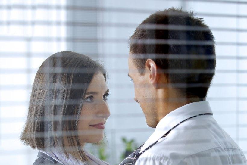 HIRM HUKKAMÕISTU EES: enamik inimesi läheks kolleegiga kohtama, kuid hoiaks seda salajas