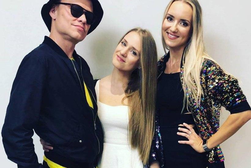 VIDEO JA GALERII | Maia Vahtramäe üllitas Janne Saare ja Bad Artiga uue muusikavideo: õppisin selle jaoks võtteplatsil ka longboard'iga sõitma