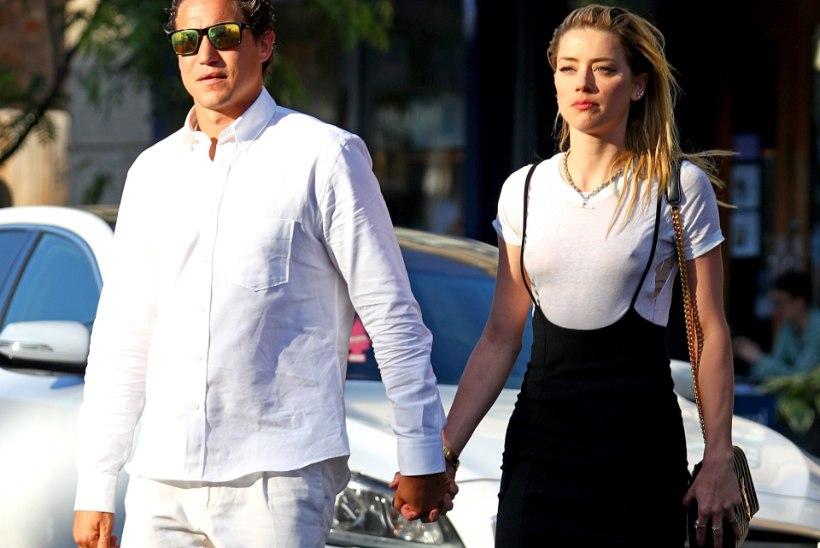 Johnny Deppi eksnaine kudrutab Heidi Klumi endise kallimaga