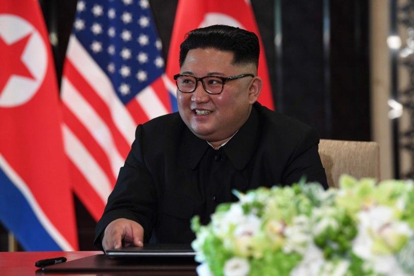 Põhja-Korea diktaatori kunagine õpetaja: Kim oskab inglise keelt, kuigi teeskleb vastupidist