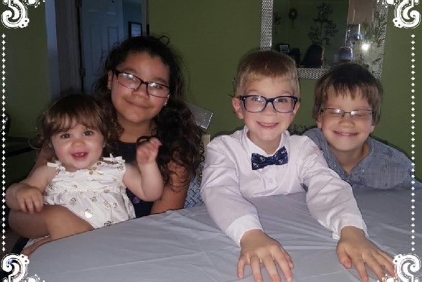 Orlandos tappis mees neli last ja iseenda