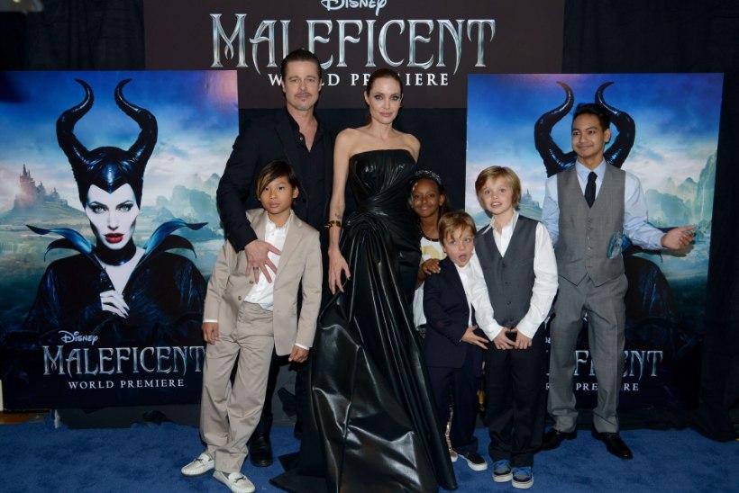 Angelina peab kohtu käsul Bradi rohkem laste juurde lubama