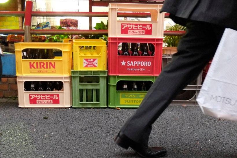 Jaapani pruulikojad suurendavad jookide alkoholisisaldust, sest inimesed joovad vähem