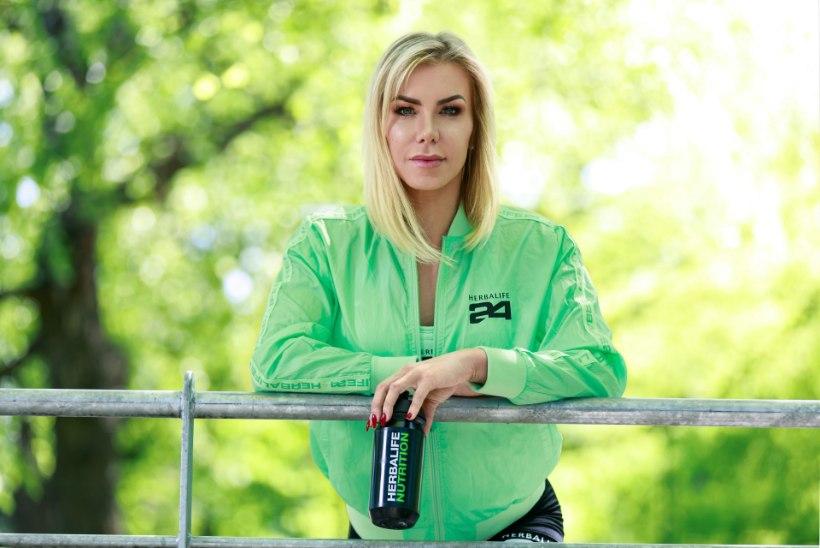 Fitnessitreener Linda Patkovska: edu võti on tasakaalustatud toitumine  koos regulaarsete treeningutega