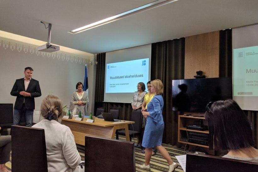 BLOGI | Reps tahab teha lasteaiad osaliselt tasuliseks ja vene lasteaiad eestikeelsemaks