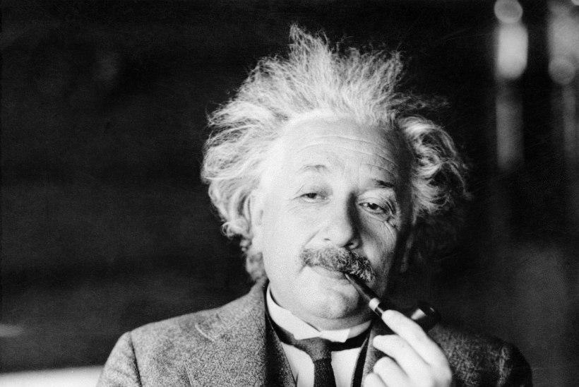 Einsteini reisipäevikud paljastavad teadlase rassistlikud ja ksenofoobsed vaated