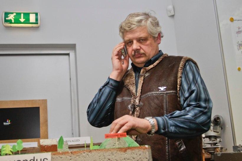 Endine Ida-Viru maavanem ja piirivalvejuht Riho Breivel liitus EKRE-ga