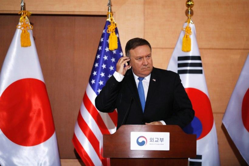 Pompeo: Põhja-Korea vastased sanktsioonid kehtivad kuni tuumarelvade hävitamiseni