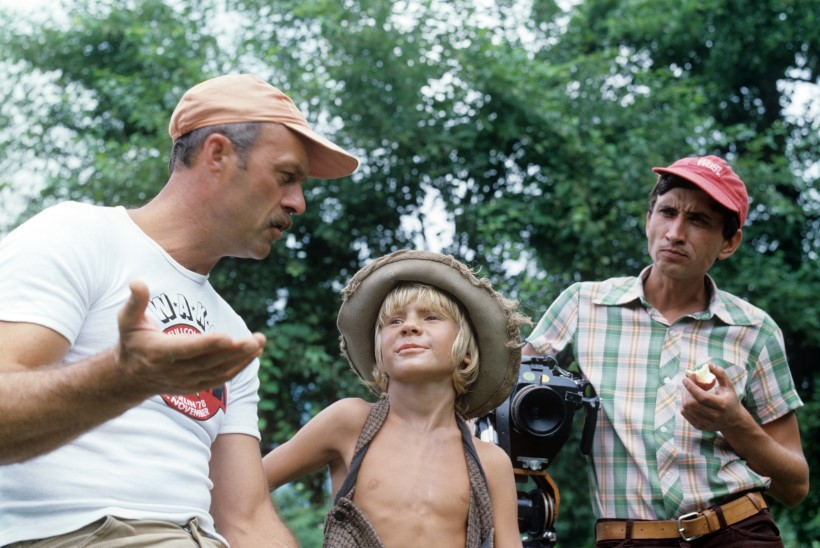 Vene filmilegend meenutas elu lõpuni oma imelist pääsemist lennuõnnetusest