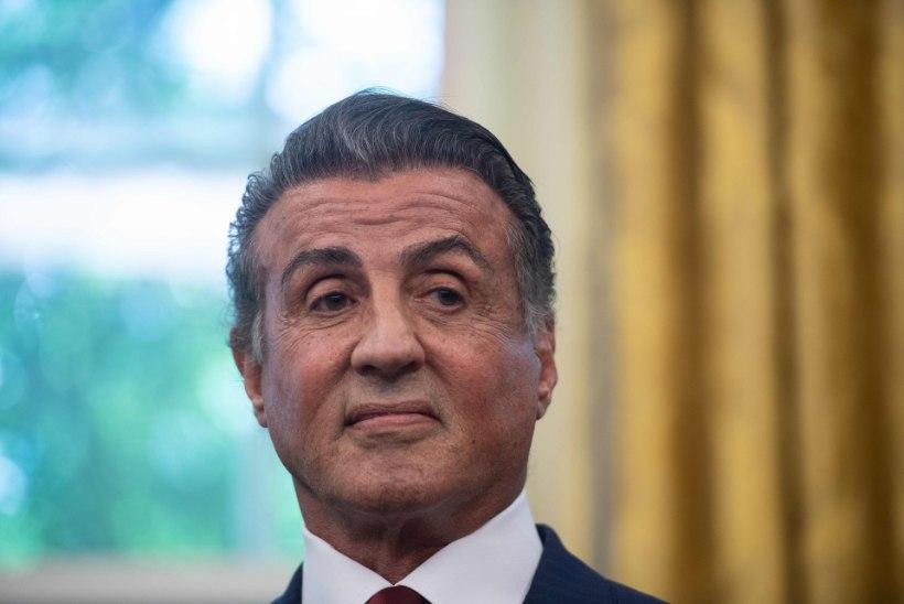 Los Angelese politsei uurib Stallone'i vastu esitatud seksisüüdistust