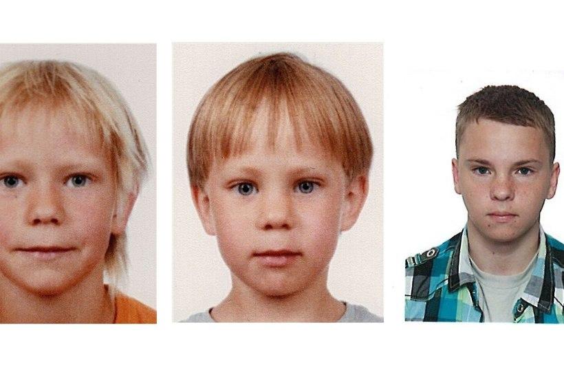 Interpoli kadunud inimeste nimekirjas on neli inimest Eestist, neist kolm lapsed