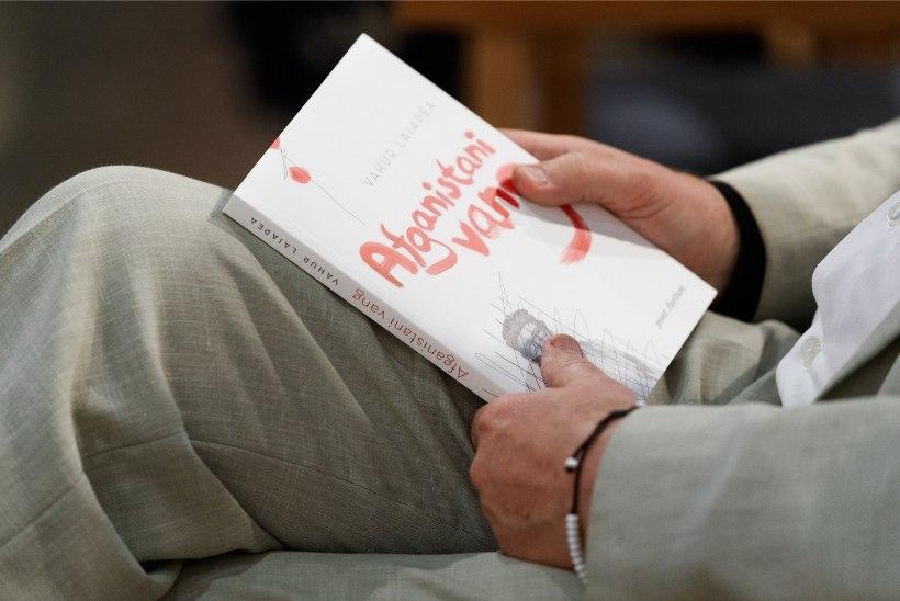 GALERII |  Afganistanis vangis olnud Vahur Laiapea kirjutas kogetust raamatu