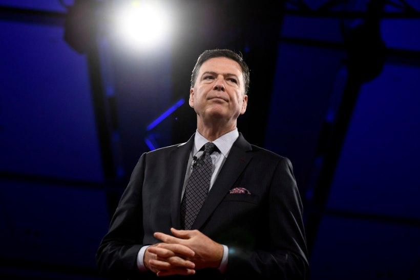 Justiitsministeerium: Comey rikkus Clintoni juhtumi uurimisel FBI norme