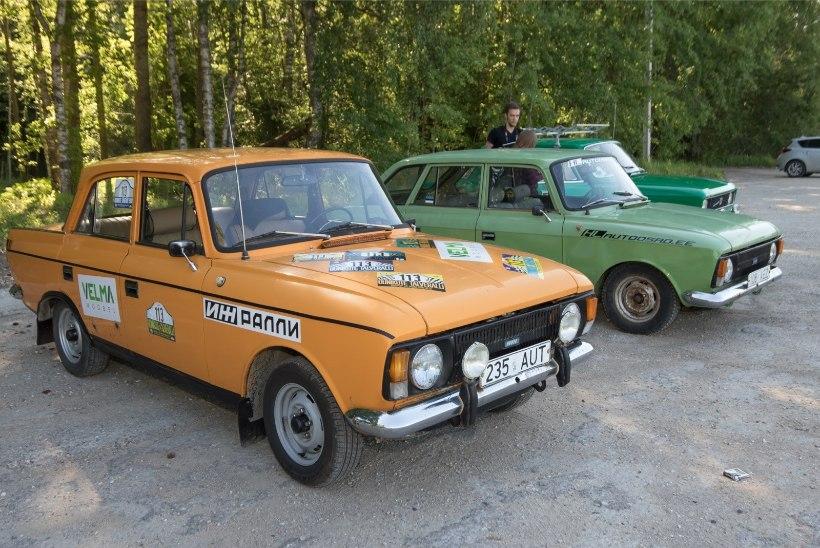 GALERII | Vana raud: Moskvitšid vallutavad Kagu-Eesti