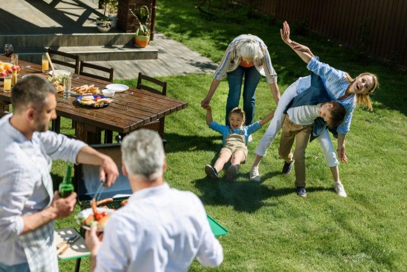 ELU NAGU ENNEMUISTE: kuidas mahub kolm põlvkonda ühe katuse alla?