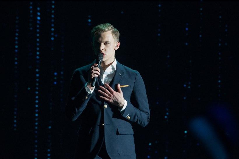 Jüri Pootsmannile heidetakse Eurovisionil põrumist ette isegi toidupoes