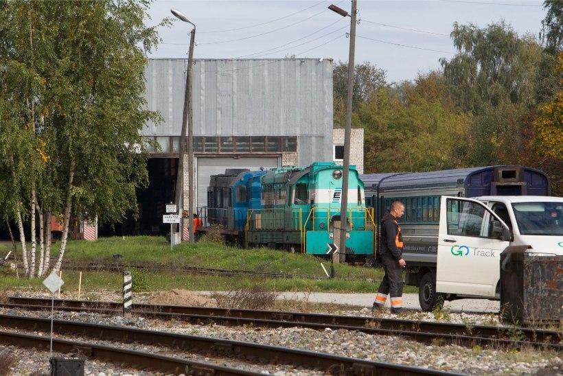 NAGU FILMIS: pätikamp varastas liikuvast rongist 700 liitrit diislit