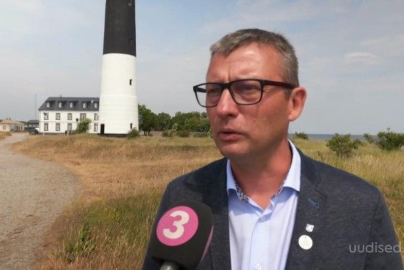 TV3 VIDEO | Sõrve tuletorn avati rahvale ilusate vaadete nautimiseks