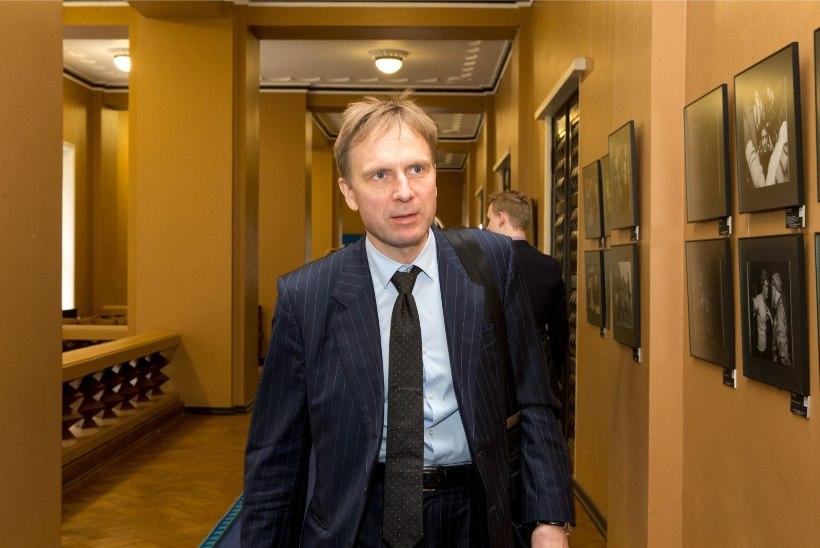 Eerik-Niiles Kross: EKRE ja Keskerakonnaga ei tahaks maid jagada