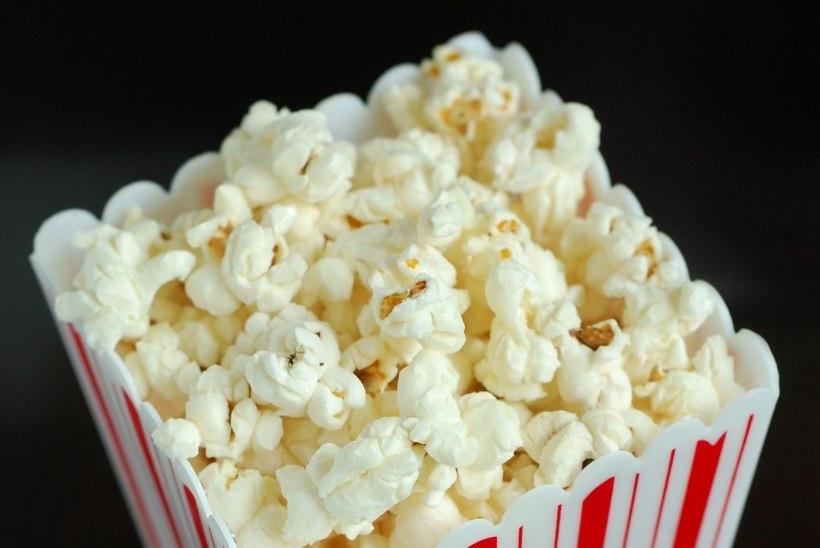 PÕLETAVAD FILMIKÜSIMUSED ehk miks me sööme kinos popkorni ja kust tuli punane vaip?