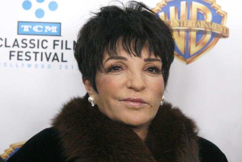 Liza Minnelli ei kiida oma ema eluloofilmi heaks