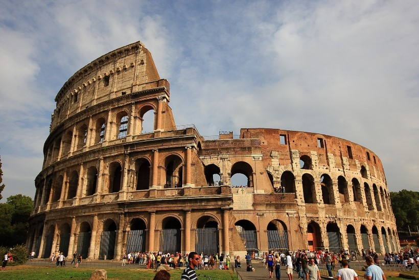 Pikk nädalalõpp Roomas: tasuta muuseum lahtise taeva all