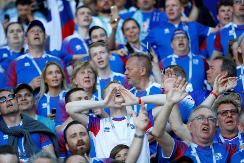 Pisike Island röövis Argentinalt punkte, Messi vedas tiimi alt